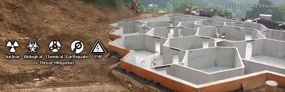 Hardened Structures And Hardened Shelters Commercial And